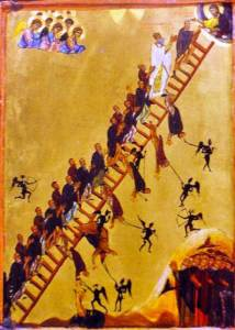 St. John Climacus of Sinai - The Ladder