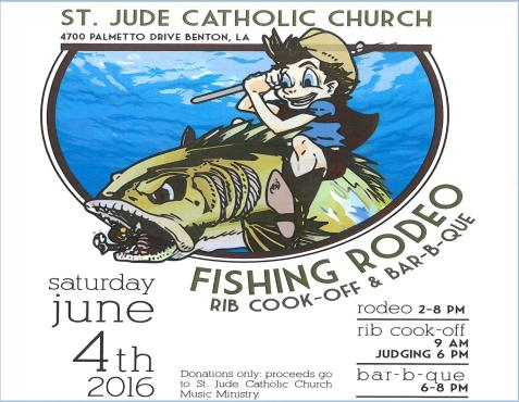 Fishing Rodeo 2016