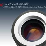 Lens Turbo ll M42-NEX 700