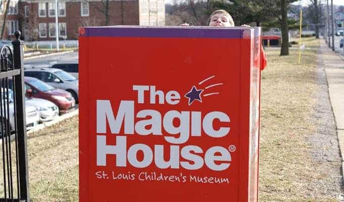 Get into the Magic House for Free