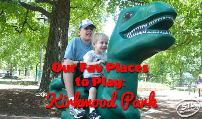 Double the Park, Double the Fun in Kirkwood Park