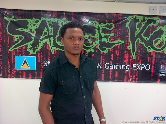 Donnelly 'Don' John: Community activist and co-founder of  SauceKon Gaming.