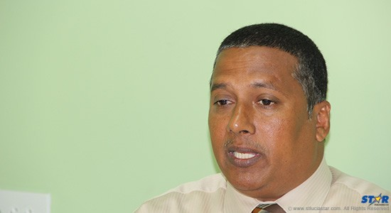 """Poodle or snake? It's now the turn of Castries Southeast MP Guy Joseph to challenge his accusers to """"take me to court!"""""""