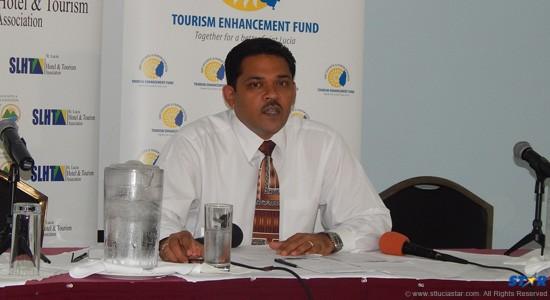 SLHTA Executive Vice President Noorani Azeez: Despite the level of crime, tourism industry  on par for 2014.