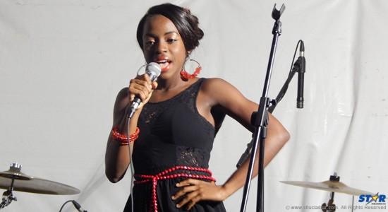 Miss Spartan Pageant winner Doose Abege.