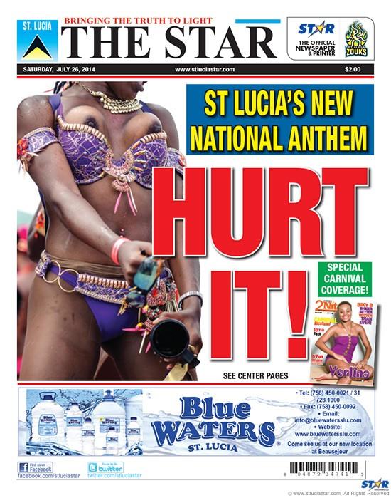 Star Newspaper July 26, 2014