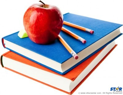 book_and_apples