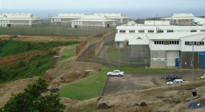 Not so lucky: several prisoners have escaped from Bordelais but the latest spent less than twenty four hours on the run before being returned to the Correctional Facility.