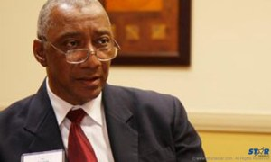 Francis Forbes: Executive Director CARICOM IMPACS.