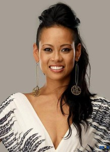 Anya Ayoung-Chee who is featured in the latest edition of SHE Caribbean Magazine will show a specially designed collection on the runway at the Johnsons Centre.
