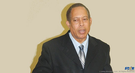 """Justice Minister Philip La Corbiniere: How """"charitable"""" does he expect Saint Lucians to be?"""