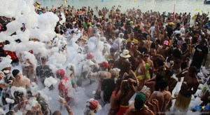 Saint Lucia Tourist Board looking to cash in on second Mercury Beach  which last year was a huge success.