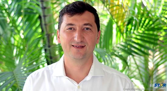 Atanas Botev: New General Manager at The BodyHoliday.