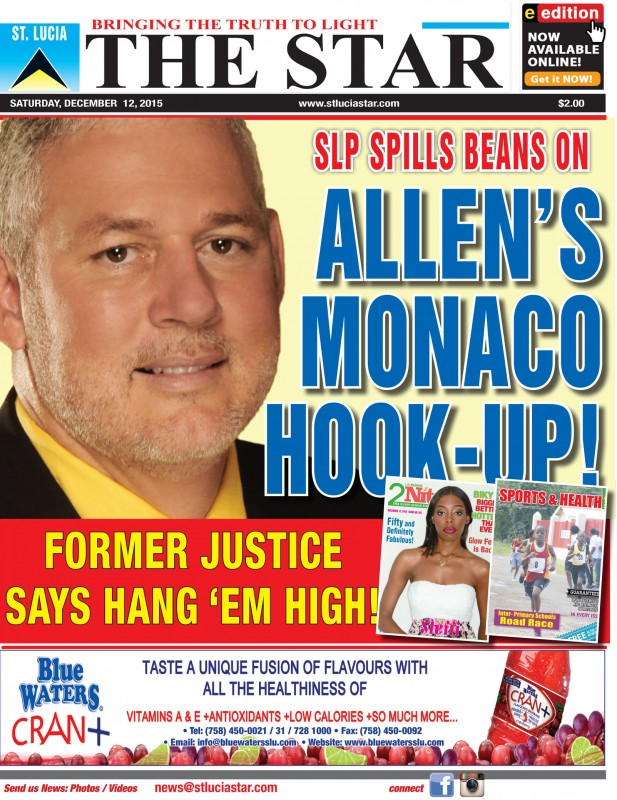 The STAR Newspaper - Saturday December 12th, 2015