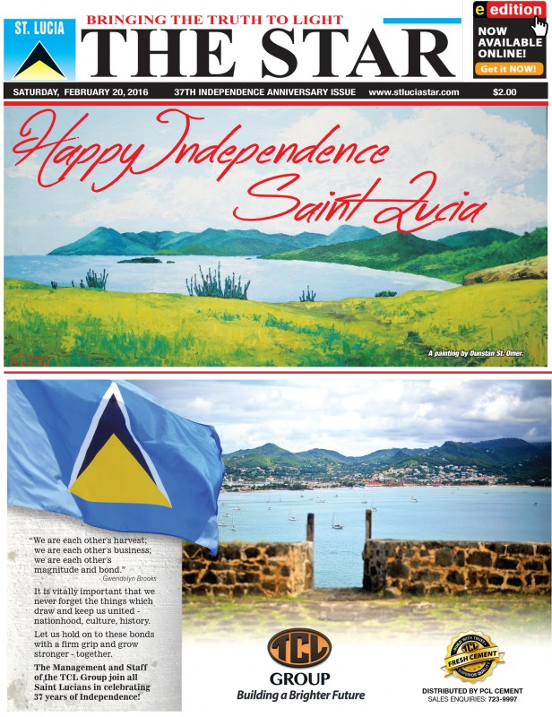 The STAR Newspaper Saturday February 20th, 2016 - Independence Supplement