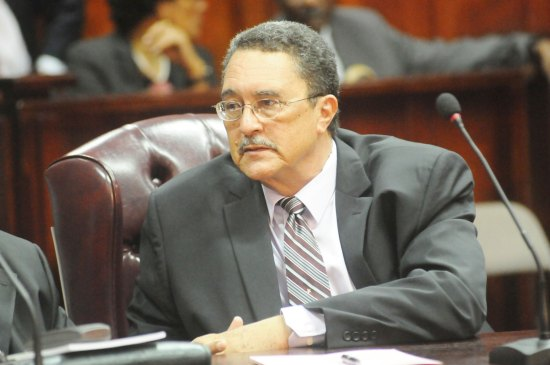 Prime minister Kenny Anthony: Did he keep his 2013 hands-off promise to the people of Saint Lucia?