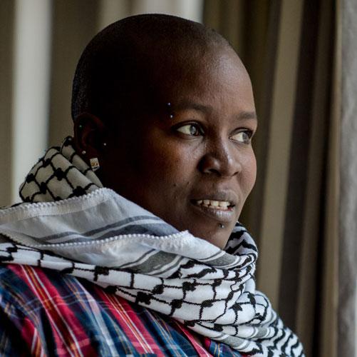 ECADE director Kenita Placide says the organization is backing Minister of Social Transformation Samantha Marshall.