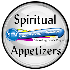 logo for spiritual appetizers