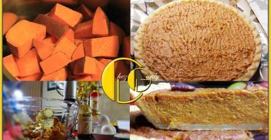 Sweet Potato Pie – Diabetes Beater