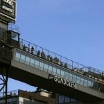 gondolen популярная смотровая площадка и ресторан в Стокгольме