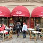 самое старое кафе в Старом городе Стокгольма