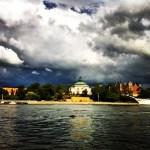 вид на Корабельный остров, Стокгольм