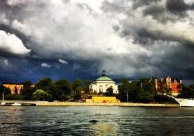 Стокгольм: там, где сливаются море и небо…