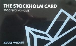 купить stockholm card