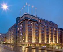 radisson хороший отель в стокгольме