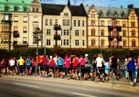 Девчонки Стокгольма зажигают!