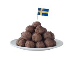 kottbullar, шведские фрикадельки, блюда национальной шведской кухни