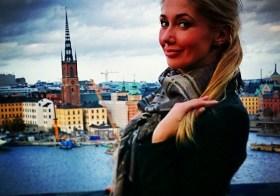 Встреча русской и шведской красавиц