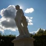 Скульптура в парке Дроттнингхольма