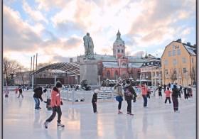Бесплатная экскурсия по Стокгольму!