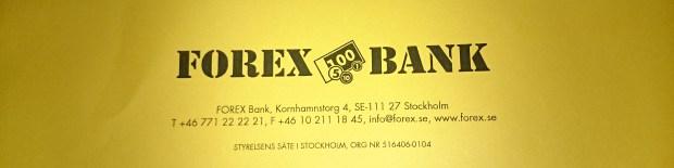forex банк поменять деньги