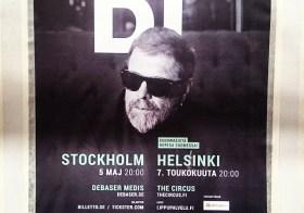БГ в Стокгольме!