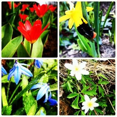 погода в апреле в Стокгольме