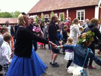 шведские танцы