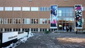 Технический музей в Стокгольме main