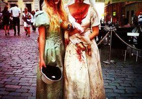 Хэллоуин в Старом городе