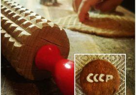 Готовимся к Рождеству — печем перечные печеньки!