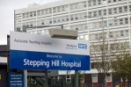 Stepping Hill misses A&E targets 21 out of 25 weeks