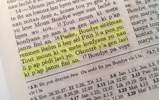 Read the Bible in Haitian Creole