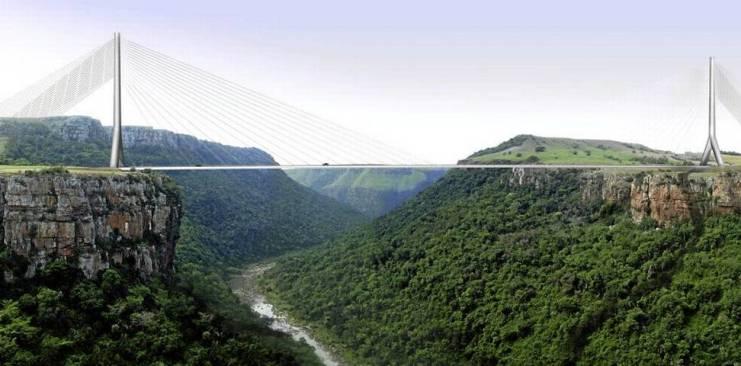 Mtentu Bridge