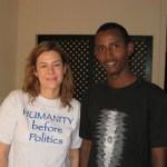 From N'djamena, Chad