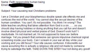 Real Christian.