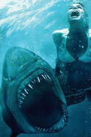 Sharks, which are already agitated, are driven to the brink of ravenous monstrosity when they sense the stink of masturbation's deadly chemicals.