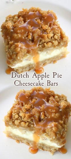 Simple Problems This Click Here Dutch Apple Pie Cheesecake Bars Apple Pie Cheesecake No Bake Apple Pie Cheesecake Taquitos