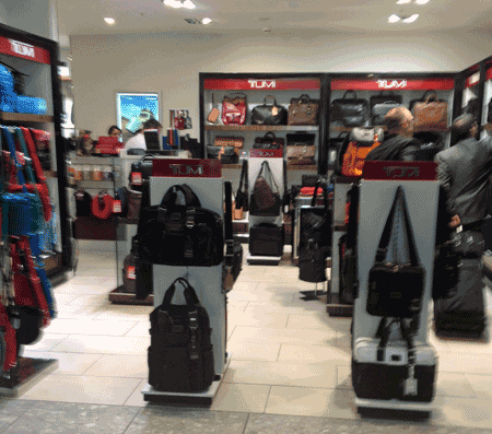 Baggage options