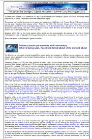 StorageIO News Letter Image
